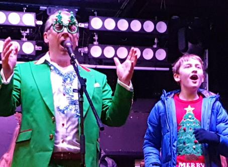 Christmas Single, HO! HO! HO! For Father Christmas - with Paul Ryan