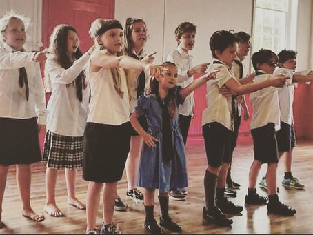 Matilda Holiday Workshop