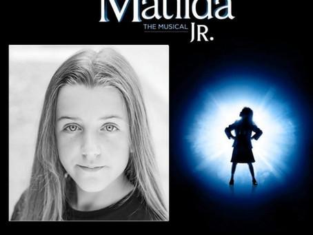 Matilda Jr World Premiere