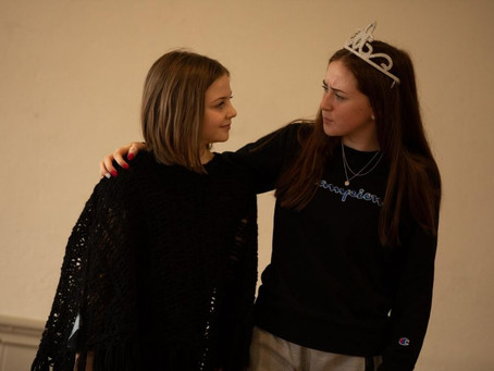 Cinderella Panto workshop with Take One Agency