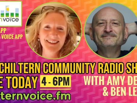 Chiltern Voice Radio Interview
