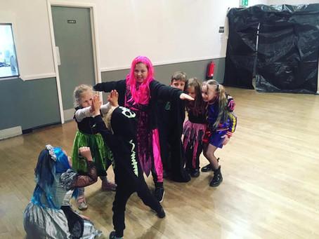 Halloween at LAR Welwyn