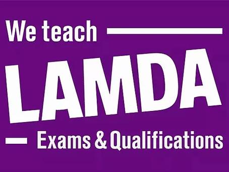 LAR Brixton - LAMDA Results 2020