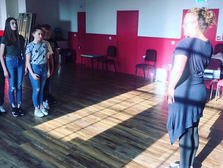 Wicked Workshop with West End Star Lucyelle Cliffe!