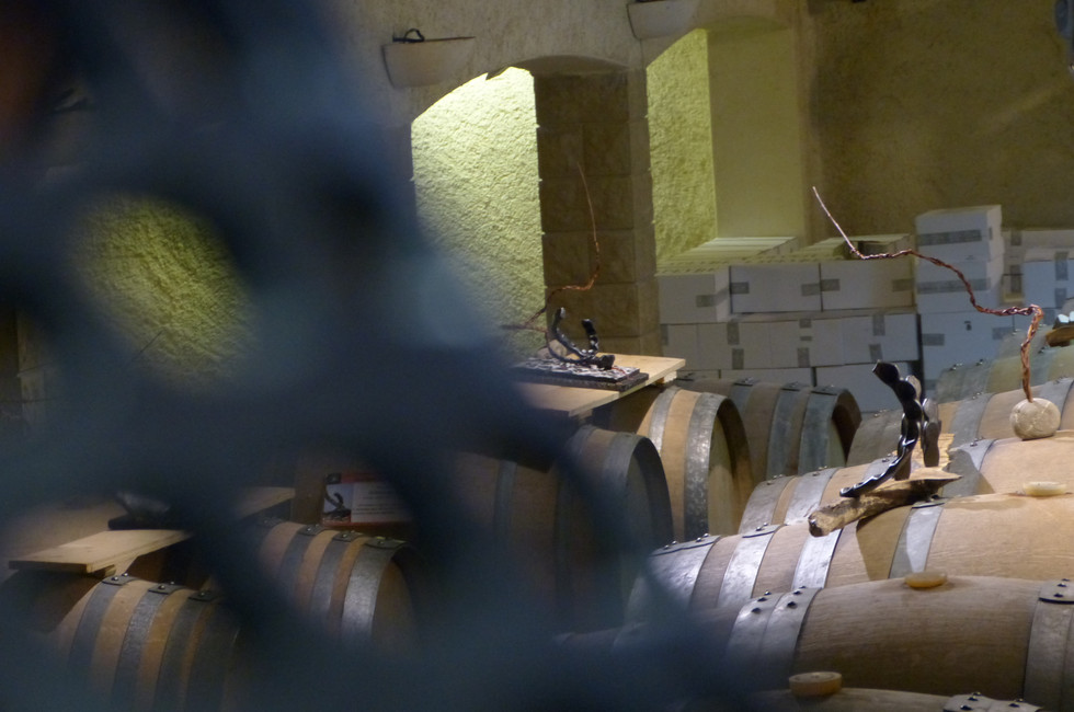 Exposition au Clos Lapeyre Vin de Jurançon BIO