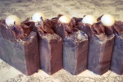 Warm Sandalwood Soap