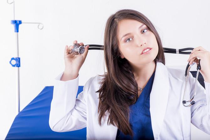 אני רופאה  עם פיברומיאלגיה