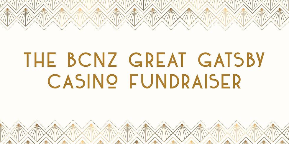 BCNZ Great Gatsby Casino Fundraiser