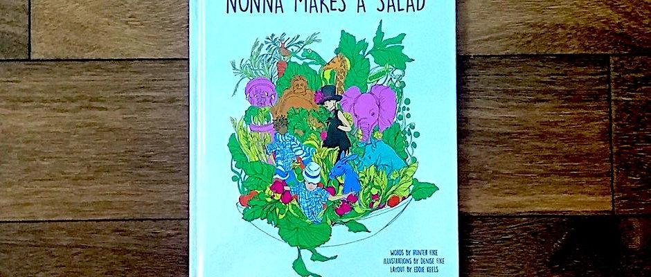 Nonna Makes A Salad