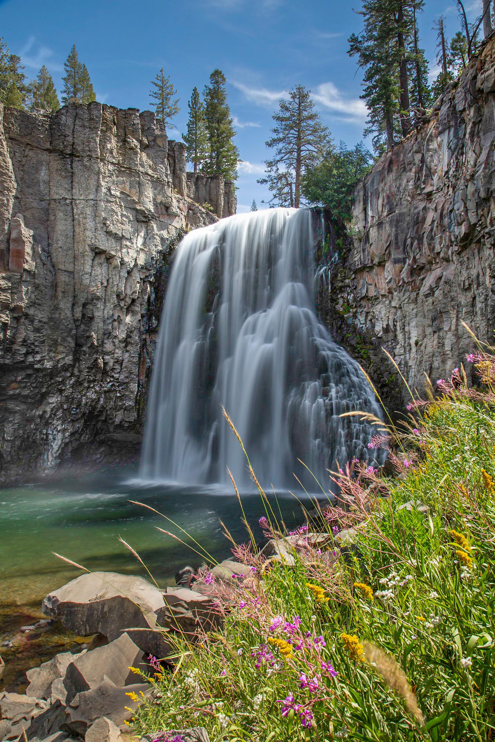 Prism - Rainbow Falls