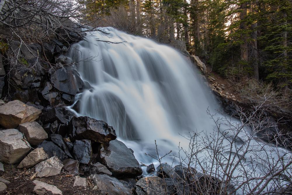Twin Lakes Falls