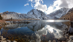Convict Lake Afternoon Glow