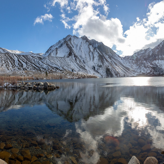 Mammoth Lakes and Lone Pine images made from a beautiful Sierra Landscape