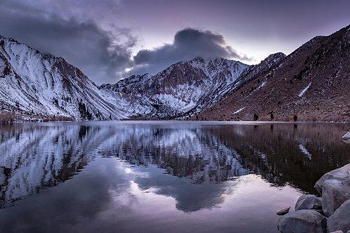 Purple Mountains - Convict Lake [Panorama]