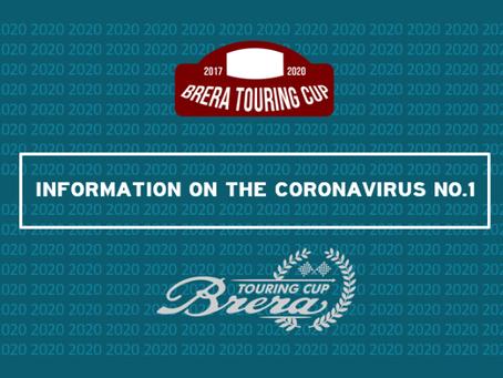 Information On The Coronavirus NO.1