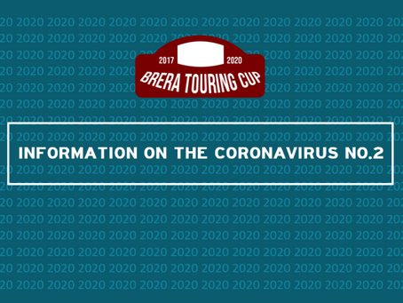 Information On The Coronavirus NO.2