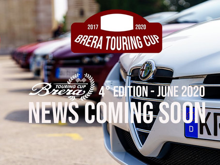 Touring Cup 2020 - News Coming Soon
