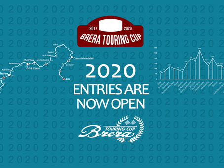 Entries Are Now Open