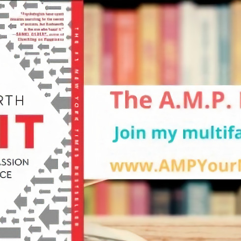 May 19 - Multifamily Virtual Book Club   Grit: The Power of Passion and Perseverance