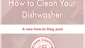 How To Clean Your Dishwasher (And Fix Most Problems!)
