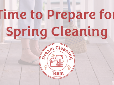 It's Never Too Early to Prepare for Spring Cleaning