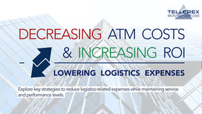 Increasing your ATM's ROI - Lowering Logistics Related Expenses