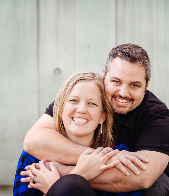 Shelly and Brandon Ivy - of Ivy Studios