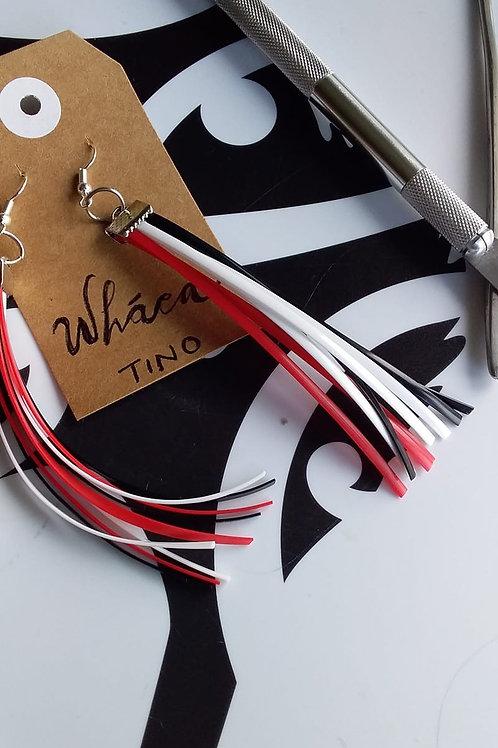 Whāea Tino - Taonga Taringa, Earrings