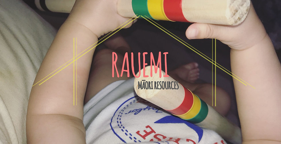Rauemi - Maori Resources