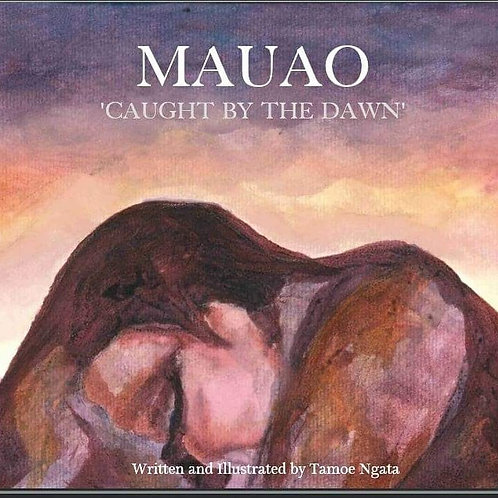 Mauao - Caught by the Dawn