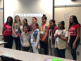 Girl Scouts™ and SheEO™ Academy: Both Building Future Business Leaders