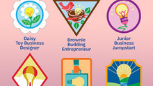 SheEO Academy™ Supports New Girl Scouts Entrepreneurship Badges