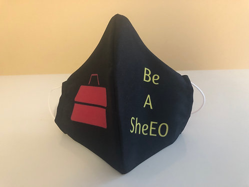 Be A SheEO Pocket Face Mask