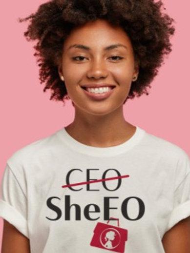 CEO to SheEO T-Shirt