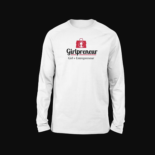 Girlpreneur Long Sleeved Tee