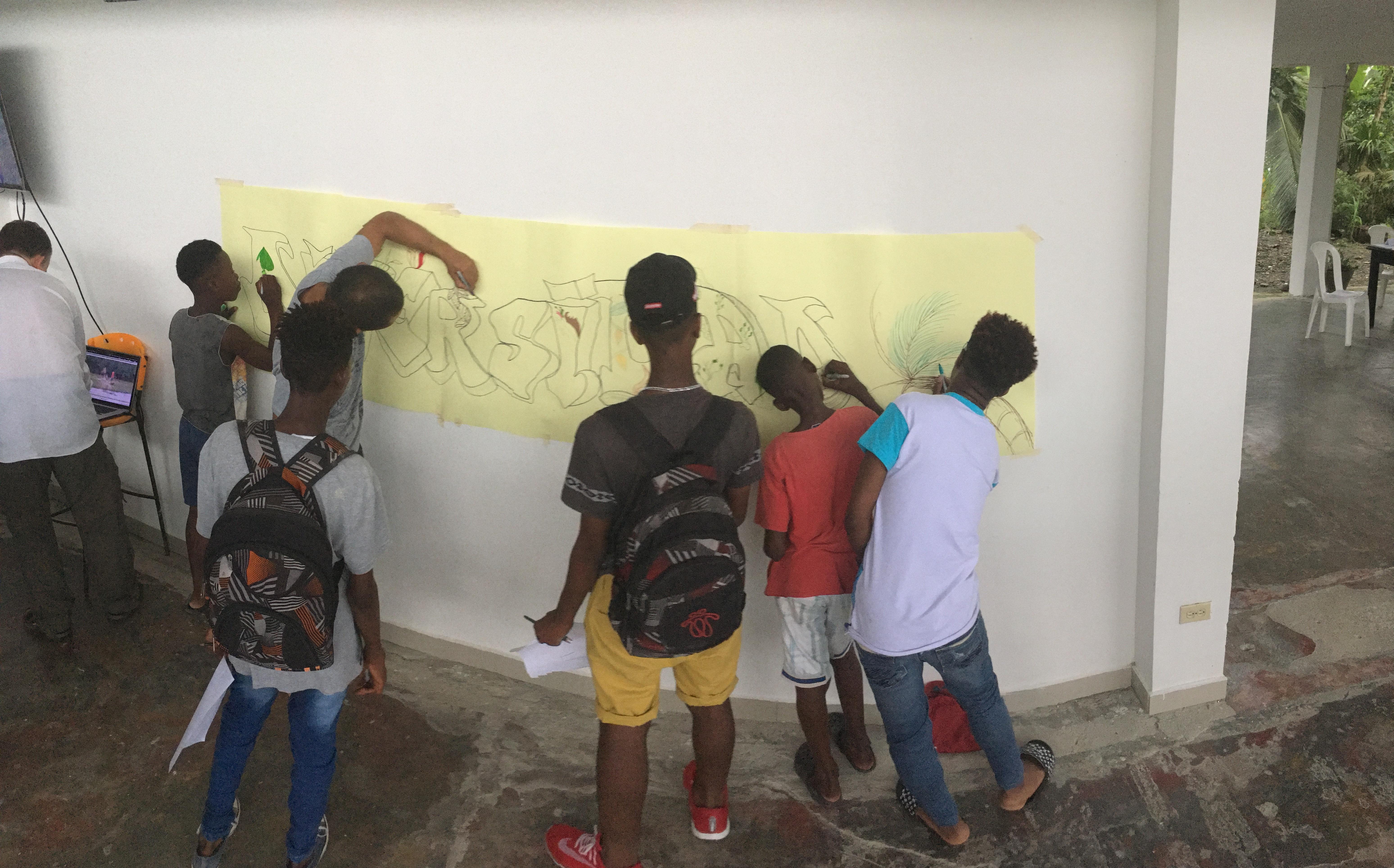 Taller de Graffiti, Tadó