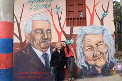 Homenaje a Doña Eulalia
