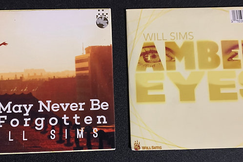 May Never Be Forgotten/Amber Eyes - Physical Disc