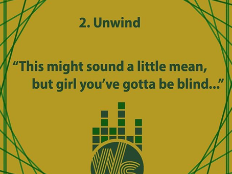 The Story Behind 'Unwind'