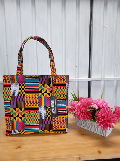 Zuri Shopping Bag (horizontal without logo)