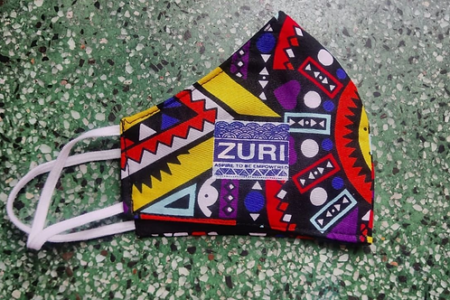 Zuri Face Mask 3 Ply
