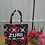 Thumbnail: Zuri Shopping Bag-Horizontal with Logo