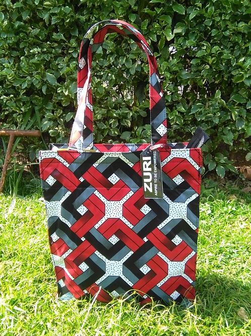Zuri Shopping Bag
