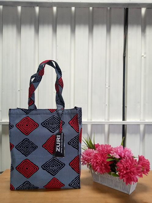 Zuri Shopping Bag (vertical without logo)