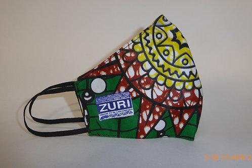 Zuri Fabric Face Masks