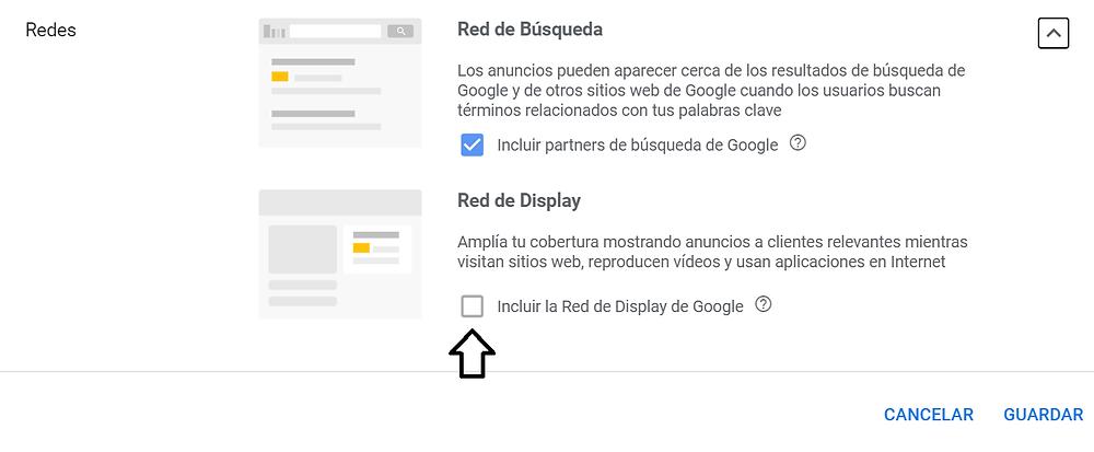 campañas de display en google ads