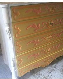 como restaurar comoda madera