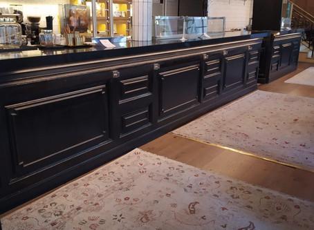 Restauración de Muebles de Madera en Casa Suecia