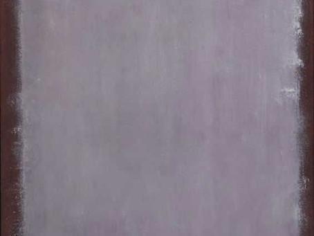 Mark Rothko, color y expresionismo abstracto