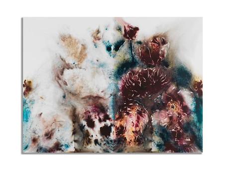 ENERO. La teoría del color con pólvora, por Cai Guo-Qiang
